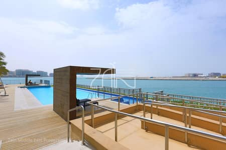 2 Bedroom Flat for Sale in Al Raha Beach, Abu Dhabi - Great Deal Vacant 2 BR Large Balcony Beach Access