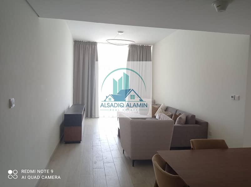 2 AMAZING BIG FURNISHED 2 BED ROOM AVAILABLE FOR RENT IN HEALTH CARE CITY IN ALIYAH RESIDENCE DUBAI