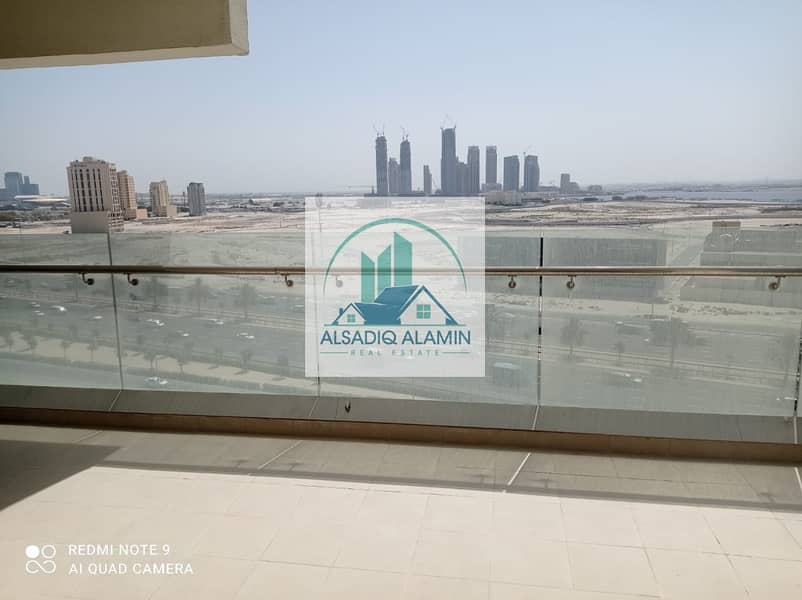 35 AMAZING BIG FURNISHED 2 BED ROOM AVAILABLE FOR RENT IN HEALTH CARE CITY IN ALIYAH RESIDENCE DUBAI