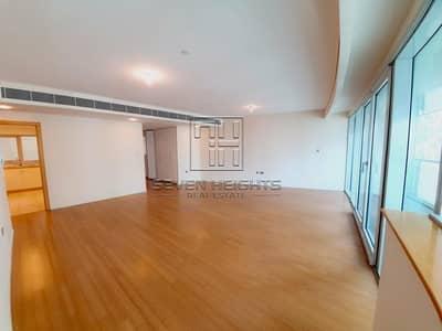 فلیٹ 4 غرف نوم للايجار في شاطئ الراحة، أبوظبي - Exclusive 4BR+Maid With Community View !