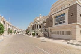 فیلا في قرية الفرسان مدينة خليفة أ 4 غرف 5700000 درهم - 5016892