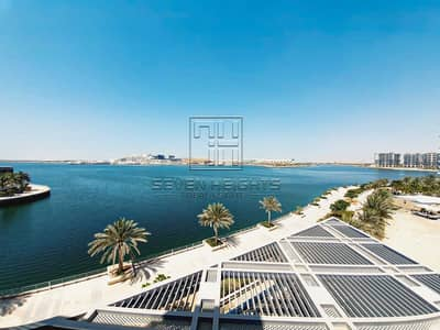 2 Bedroom Flat for Sale in Al Raha Beach, Abu Dhabi - Full Sea View   2BR+Maid  Ultimate Peace And Privacy!