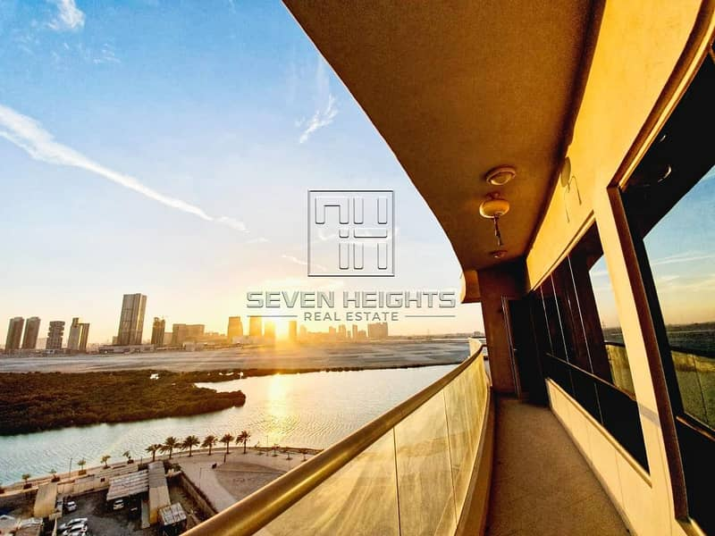 Top Floor In OceanScape |Relaxed Lifestyle