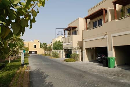 4 Bedroom Townhouse for Sale in Al Raha Gardens, Abu Dhabi - Brand New Townhouses! | Single Row !