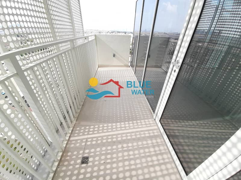 2 No Commission | Brand New  1 M/BR | Balcony | Facilities.