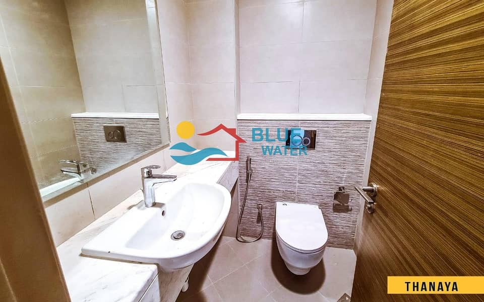 13 No Commission | Brand New  1 M/BR | Balcony | Facilities.