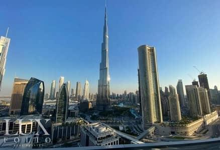 3 Bedroom Apartment for Sale in Downtown Dubai, Dubai - | Largest Layout | Burj Khalifa View | Vacant |