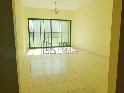 2 Bedroom Apartment for Rent in Al Majaz, Sharjah - NO COMMISSION 60 Days Free Close To Cornish 2bhk With Balcony Family Building