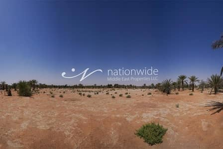 ارض استخدام متعدد  للبيع في السلامات، العین - A great farm with ample space and very good price