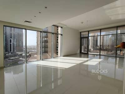 2 Bedroom Flat for Sale in Business Bay, Dubai - Large I Burj Khalifa View I Corner 2 BR Unit