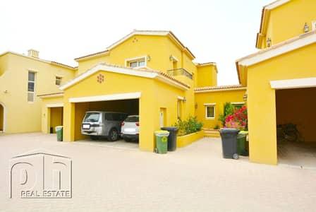 تاون هاوس 2 غرفة نوم للبيع في المرابع العربية، دبي - Fantastic Uprgraded Unit - Single Row - Type C