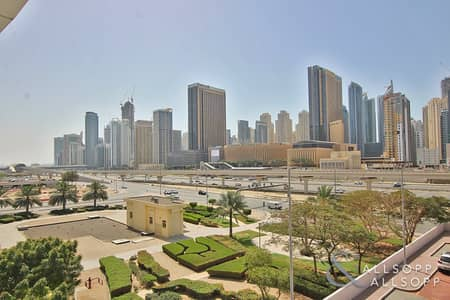 2 Bedroom Flat for Rent in Jumeirah Lake Towers (JLT), Dubai - Large 2 Beds   Unfurnished   Marina View