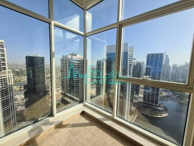 5 Bedroom Penthouse for Rent in Jumeirah Lake Towers (JLT), Dubai - Penthouse With Lake & Golf Course View
