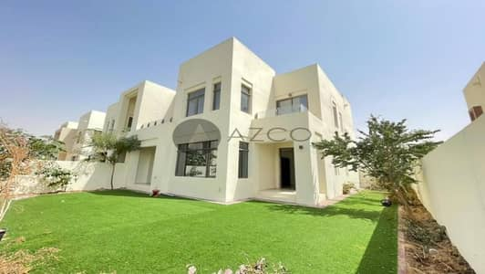 3 Bedroom Townhouse for Sale in Reem, Dubai - Premium Unit | Opposite to pool and Park | Maids and Study Room