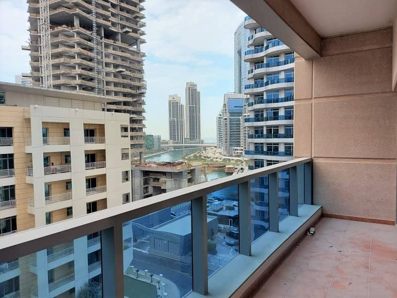 Vacant 1Br + Balcony | 1 Month Free | Chiller Free