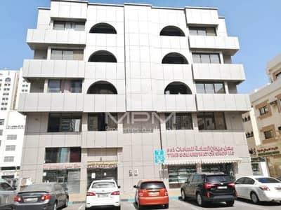 Building for Sale in Corniche Area, Abu Dhabi - 4 Floor Studio Apartment