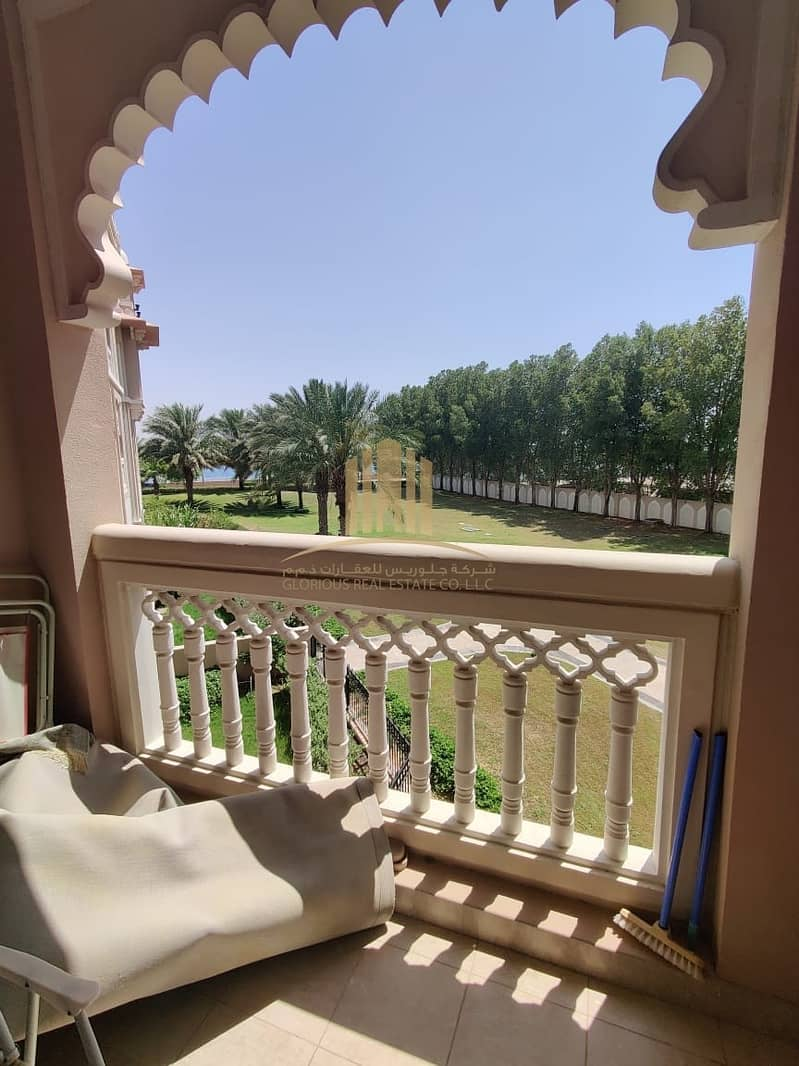 8 One Bedroom Garden and Partial Sea View In Palm