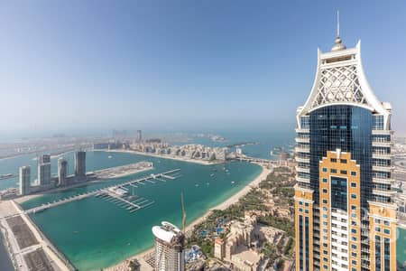 2 Bedroom Flat for Sale in Dubai Marina, Dubai - Sea View | Great Location | Vacant | 2 Bed