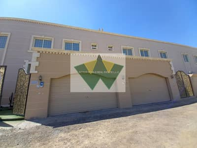 Spacious 5 Master bedroom villa available  with maid room & Garage parking.