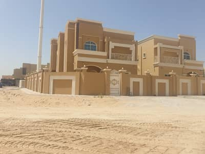 5 Bedroom Villa for Sale in Al Mowaihat, Ajman - For sale, villa from the owner directly, close to all services, freehold
