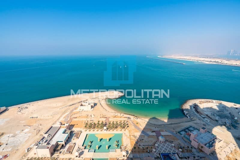 2 Hot Deal  Luxurious Fully Furnished  Full Sea View