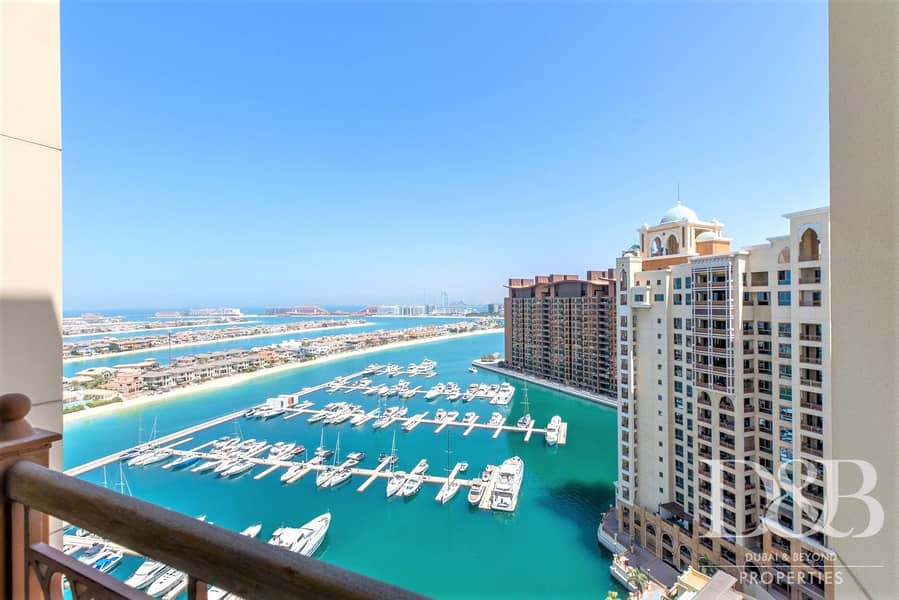 10 Fully Upgraded Penthouse Outstanding Views Of Palm