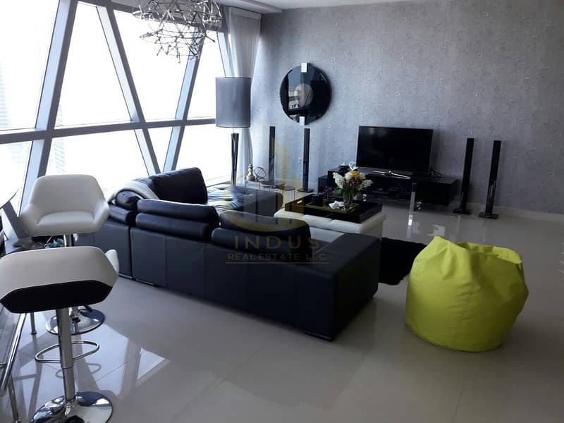 Furnished   On High floor   Iconic  Twin-Tower in DIFC