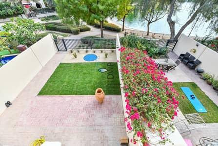 فیلا 2 غرفة نوم للايجار في المرابع العربية، دبي - Genuine Listing! Type 4M   2BR+ Study   Full Lake Facing