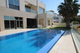 فیلا في تلال الإمارات 6 غرف 1600000 درهم - 5091229