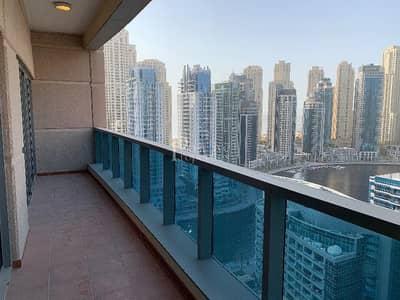 شقة 1 غرفة نوم للايجار في دبي مارينا، دبي - Monthly option | Chiller free | Fully Furnished