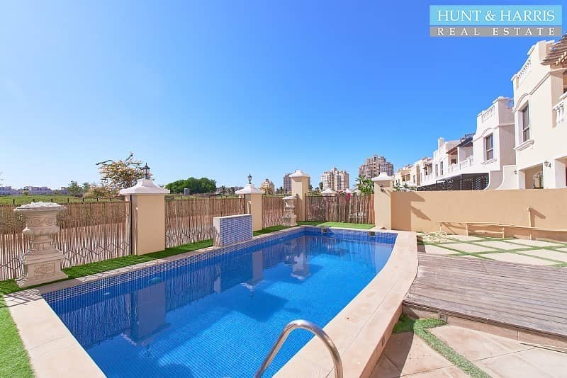36 A Stunning Family Home - Upgraded with Private Pool