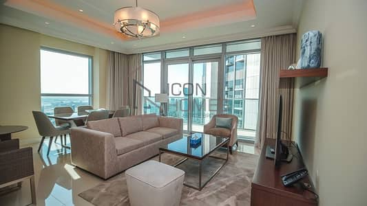 2 Bedroom Flat for Rent in Downtown Dubai, Dubai - LUXURIOUS FULLY  FURNISHED 2BR | STUNNING BURJ & FOUNTAIN VIEW