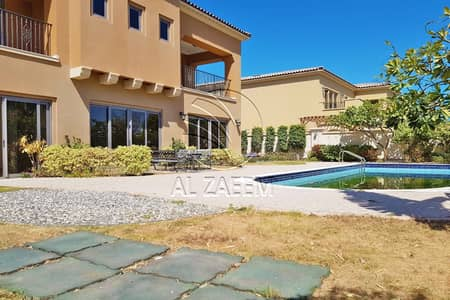 4 Bedroom Villa for Rent in Saadiyat Island, Abu Dhabi - World Class Home! Move-right In Villa | Private Pool
