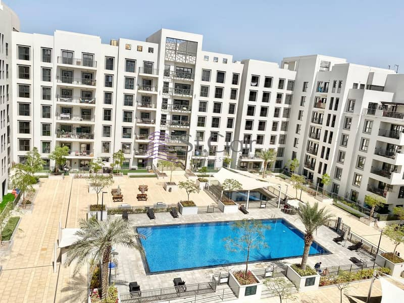 Pool View | Cheapest 2 Bedroom in Zahra