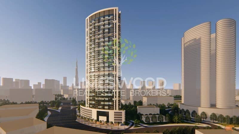 2 Burj Khalifa View | 7 Yrs Payment| Fully Furnished