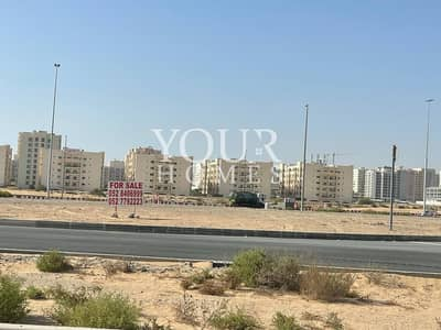 Mixed Use Land for Rent in Dubailand, Dubai - Amazing Plot in Skycourts
