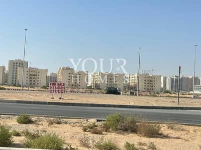 ارض استخدام متعدد  للايجار في مجمع دبي ريزيدنس، دبي - Amazing Plot in Skycourts