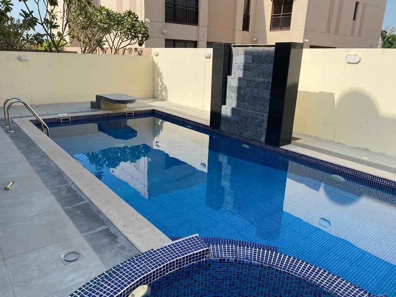 4BR Corner Townhouse | Swimming Pool | Phase 2