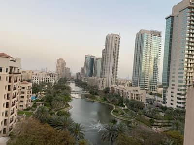 فلیٹ 2 غرفة نوم للايجار في ذا فيوز، دبي - Spectacular Canal View / Spacious /Immaculate