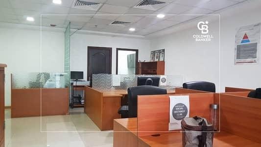 مکتب  للايجار في الخليج التجاري، دبي - Fully furnished office | Business bay canal view