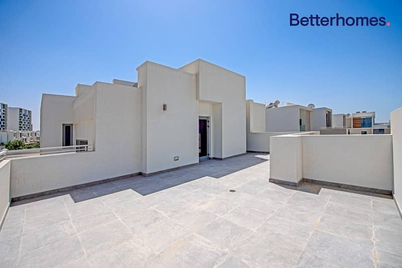 Mid Floor | Brand New |Huge Terrace |Study |Maids