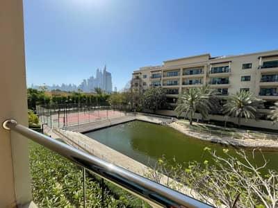 شقة 2 غرفة نوم للايجار في ذا فيوز، دبي - Spacious 2 Bedroom | Full Canal View | Hot Deal !!