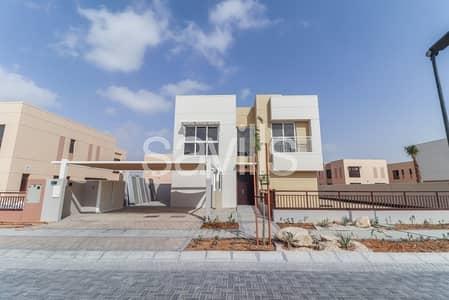 5 Bedroom Villa for Sale in Muwaileh, Sharjah - Al Narjis corner landscaped 5 bed villa