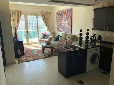 1 Bedroom Apartment for Sale in Dubai Marina, Dubai - Beautiful 1 BR / Vacant on 18th April/ Furnished