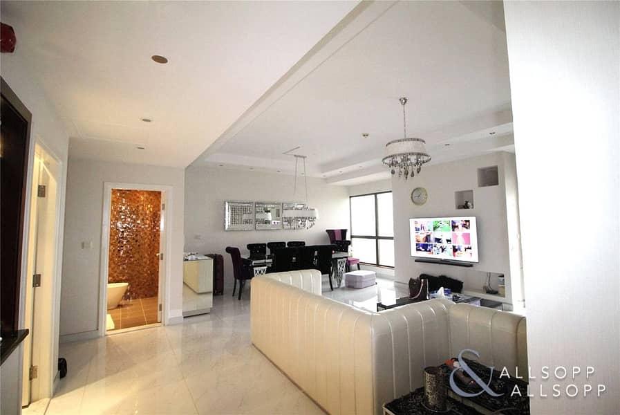 2 2 Bedrooms | Upgraded | Full Marina View
