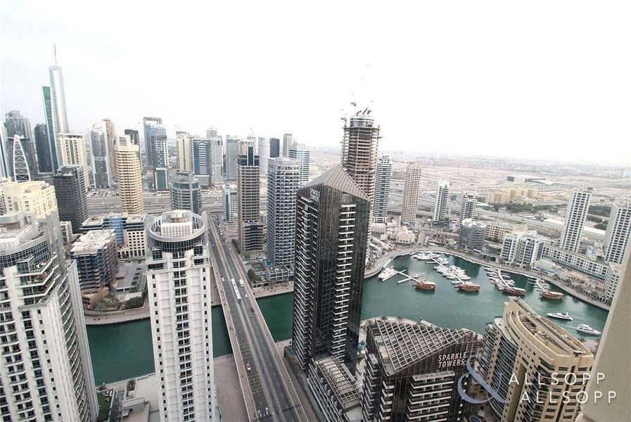 20 2 Bedrooms | Upgraded | Full Marina View