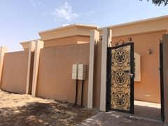 HOT DEAl! Ground Villa with Small Yard in Falaj Hazza