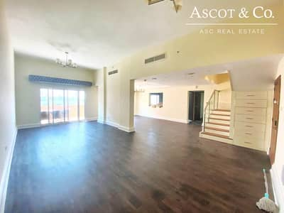 4 Bedroom Penthouse for Rent in Jumeirah Village Triangle (JVT), Dubai - Duplex | 3/4 Bedroom |Maids Room| Vacant