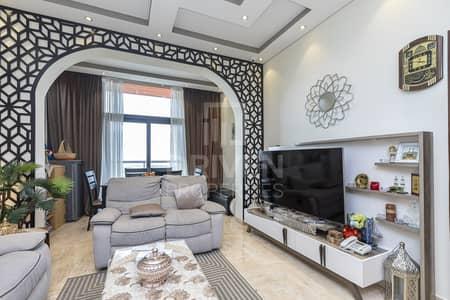 فلیٹ 3 غرف نوم للبيع في واحة دبي للسيليكون، دبي - Stunning and Upgraded Duplex | Garden View