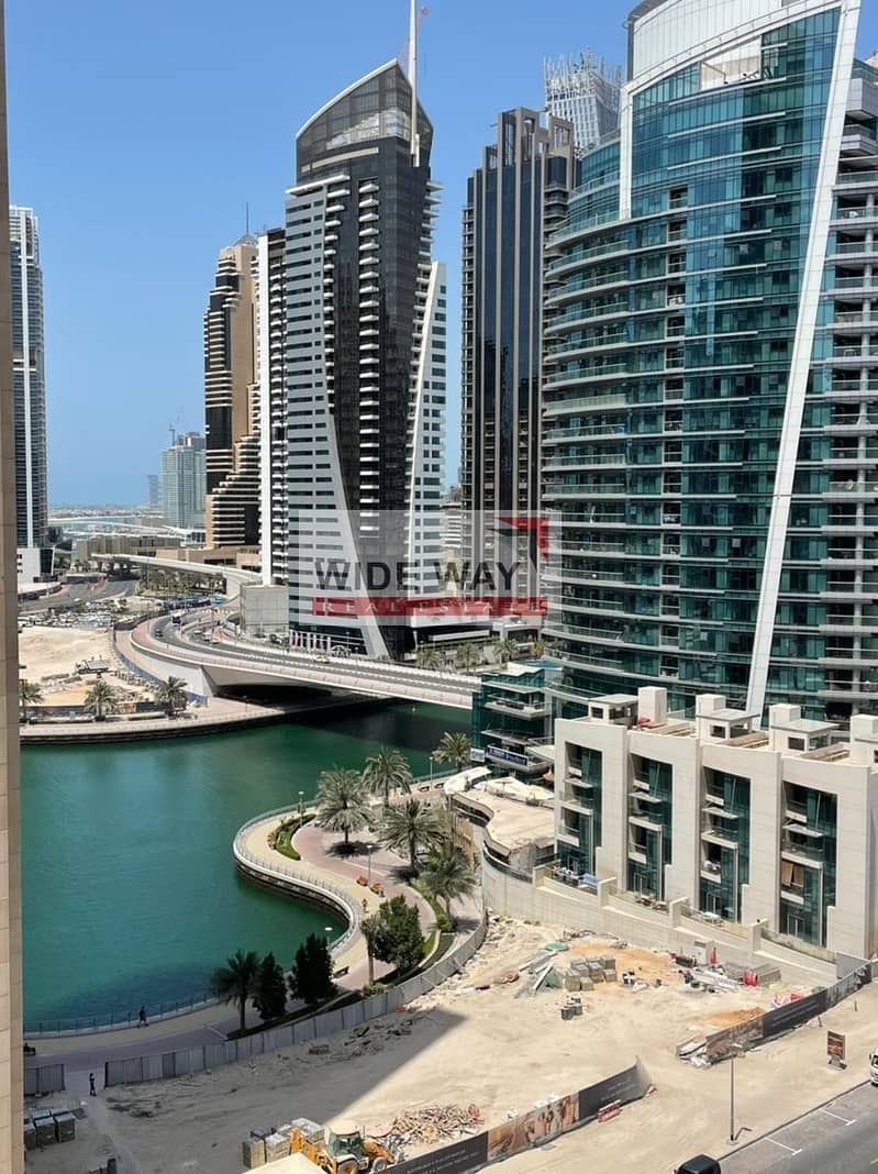 2 *Well Maintained 1BR w/Partial Sea and Marina View